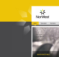 Nye nettsider for NorWest AS.